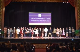 2017 Senior Portfolio Gold Key Winners