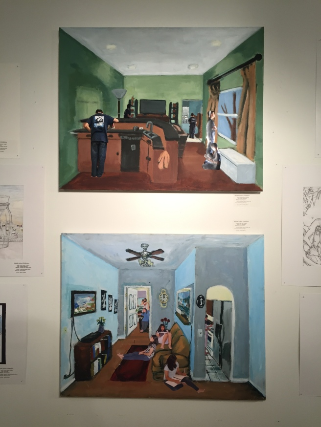 Apartment Paintings